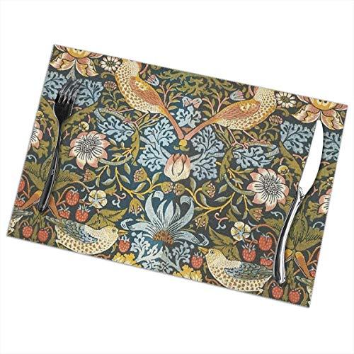 Sitear William Morris - Salvamanteles de Cocina