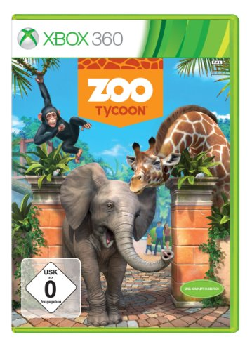Zoo Tycoon - [Xbox 360] (Xbox 360 Bros Mario)