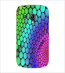 PrintDhaba Pattern D-2362 Back Case Cover for SAMSUNG GALAXY S3 MINI (Multi-Coloured)