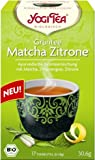10 x Yogi Tee BIO Matcha Zitrone (=10er Pack) (frachtfreie Lieferung innerhalb Deutschlands)