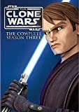 STAR WARS THE CLONE WARS SEASON 3 [UK Import]