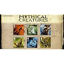 2009 criaturas míticas presentación paquete PP402 (Impreso nº 428) - sellos ...