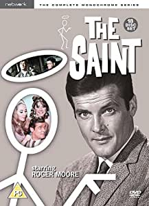 The Saint - The Complete Monochrome Series [DVD]