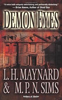 Demon Eyes by [  Maynard Sims ]
