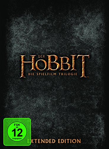 Bild von Der Hobbit - Die Spielfilm-Trilogie (Extended Version, 15 Discs)