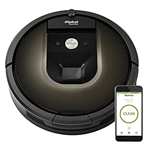 irobot roomba980 aspirateur robot programmable connect roomba cuisine maison. Black Bedroom Furniture Sets. Home Design Ideas