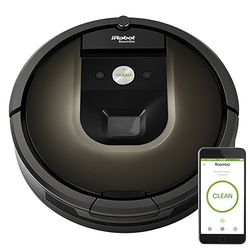 iRobot Roomba 980 Vacuum Cleaning