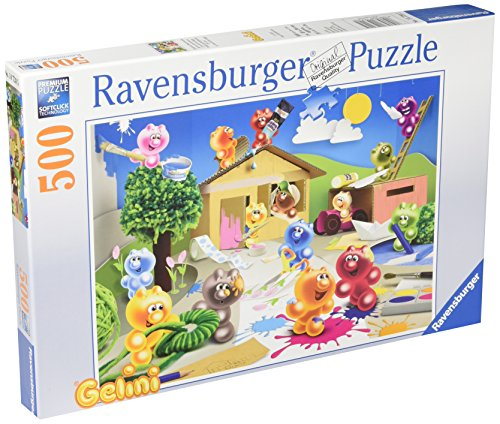 Ravensburger Puzzle 147205 - Gelini Fröhliche Bastelrunde