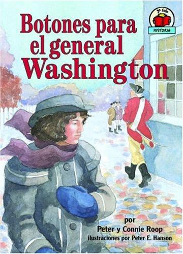 Botones Para El General Washington/buttons for General Washington