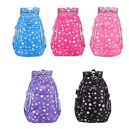 Eysee ,  Jungen Mädchen Rucksackhandtaschen schwarz