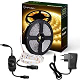 Onforu 10M LED Strip Dimmbar | LED Streifen 600 LEDs...