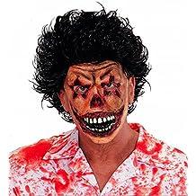 Widmann - Máscara para disfraz de adulto Halloween (835)