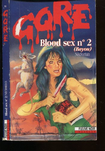 Cover of Gore Blood Sex No. 2