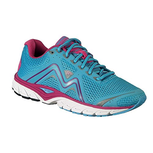 Karhu Fast 5 Fulcrum Road Running Shoes BlueAtoll/Berry Womens (7 UK | 40.5 EU)