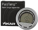 XIKAR PuroTemp™ Digital Gauge Hygrometer For Humidor Magnetic New Boxed
