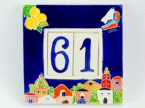 numeri-civici-cornice-in-ceramicapiastrellenumero-civico-mattonella-a-2-postiattenzione-i-colori-dei