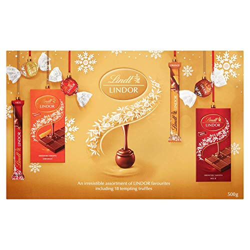Lindt Lindor Christmas Chocolate...
