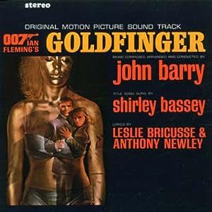 Goldfinger (BOF James Bond) [Import anglais]