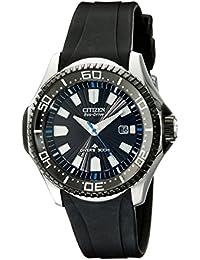 76a72cc0689 Citizen Men s BN0085-01E Professional Eco-Drive Watch