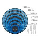 ampel 24 trampolin größenvergleich