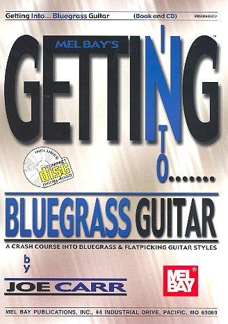 Getting Bluegrass guitar (+CD)