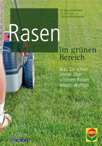 Rasen Im Grünen Bereich Was Sie Schon Immer über Schönen Rasen