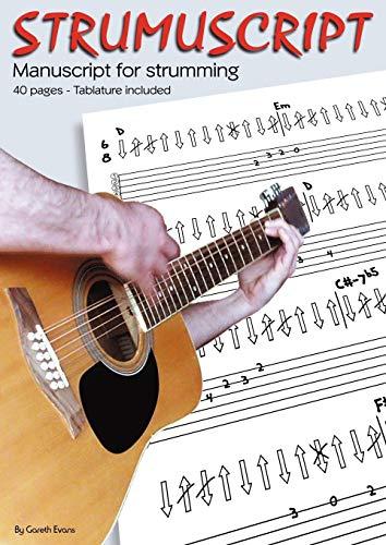 Strumuscript: Manuscript for Strumming Guitar
