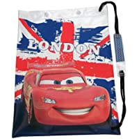 Trademark Collections DCARS002010 Disney Cars London Inspired Swim Bag