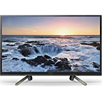Sony Bravia 80 cm (32 Inches) Full HD LED Smart TV KLV-32W672F (Black) (2018 Model)