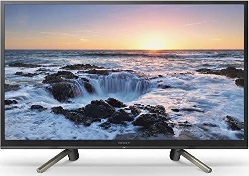 Sony 80.1 cm (32 inches) Bravia Full HD Smart LED TV KLV-32W672F (Black) (2018 Model)