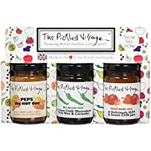 The Pickled Village The Hot Ones Gift Pack (Pack of 12)