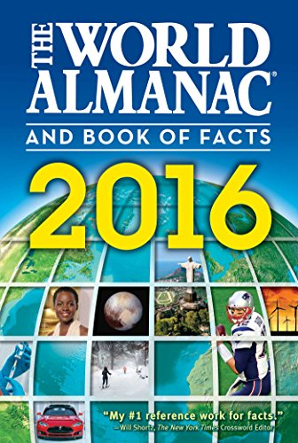 The World Almanac and Book of Facts (World Almanac and Book of Facts (Hardcover))