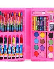 42 pcs Colour Set- Crayons & Water Colours
