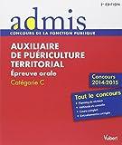Auxiliaire de puériculture territorial : Epreuve orale, catégorie C