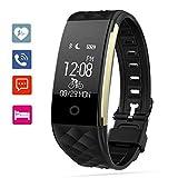 Sport Smartwatch Fitness Braccialetto Intelligente, fitness, braccialetto fitness Tracker SmartWatch...