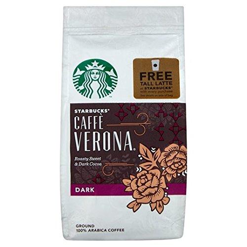 Starbucks Verona Mischung Kaffee Boden 200g