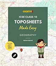 Exam18 ICSE Class 10 Toposheets Made Easy | Based on New G43S7 and G43S10 Maps | Theory, Symbols, Tricks, Prac
