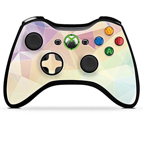 microsoft-xbox-360-controller-case-skin-sticker-aus-vinyl-folie-aufkleber-pastell-muster-modern