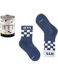 Calcetines de deporte cortos para mujer Active in Dryarn, calcetines mujeres efecto de esponja 1177