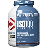 Dymatize ISO 100 HYDROLYZED Protéines whey Fudge Brownie 2,2 kg