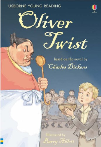 Oliver Twist (Usborne Young Reading) (Young Reading Series Three)