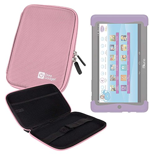 DURAGADGET Funda Rígida Rosa Para Cefatronic - Tablet Clan Motion Pro - Ideal Para Proteger Su Dispositivo