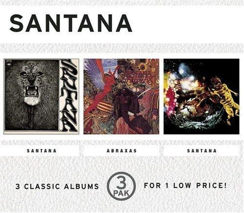 3 Pak: Sananta by Santana (1998-06-30)