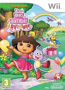 Dora's Big Birthday Adventure (Wii)