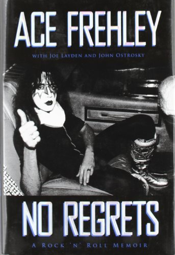 No Regrets by Ace Frehley (2011-11-01)
