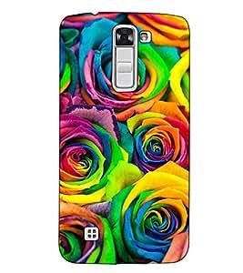 Fuson Designer Back Case Cover for LG G4 Mini :: LG G4c :: LG G4c H525N (The colourful roses theme)