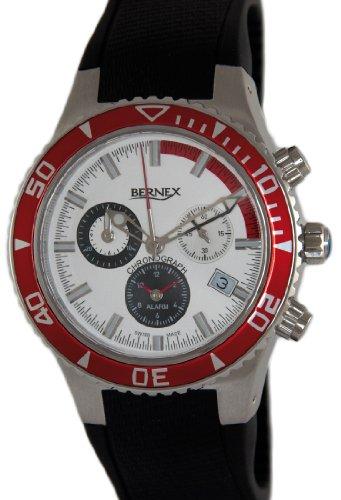 Bernex - Reloj de pulsera hombre, plástico