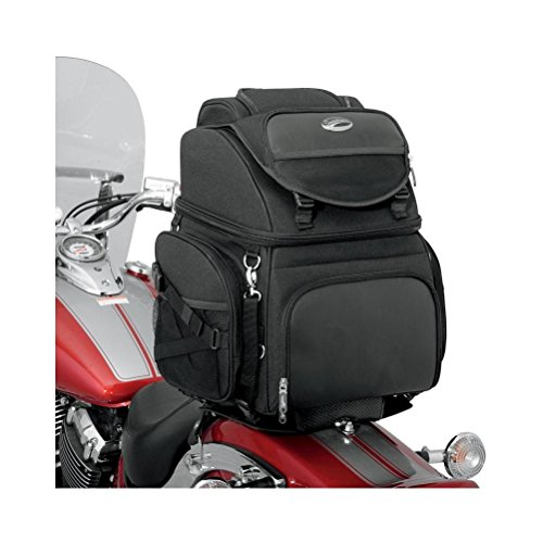 Saddlemen Br3400 Tasche für Motorrad sissy bar (Sissy-bar-system)