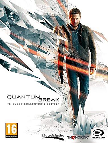 Foto Quantum Break : Timeless - édition collector - PC - [Edizione: Francia]