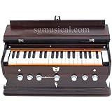 SG Musical Harmonium - 7 Stopper - 39 Keys - Carry Bag